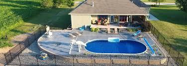 inground pools prices. Beautiful Pools Partial Inground Pool Semi Prices Long Island  In Inground Pools Prices G
