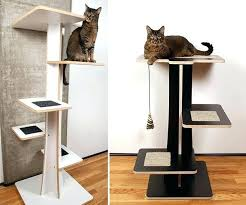 cool cat tree furniture. Cat Condos For Sale Cool Trees Towers Furniture Wood Tree Double House Plywood Condo Climber O