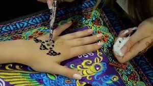 роспись хной по телу менди мехенди хинди био татуировка