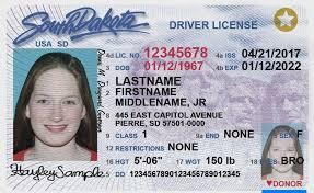 South Five Dakota Sd Practice Permit Test