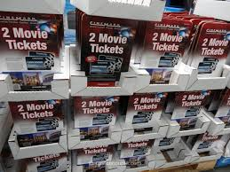 costco cinemark gift card