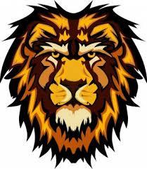 эскизы тату лев