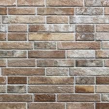 old dark red brown tone brick wall