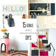 home office wall organization systems. Wall Organizers Home Office F Organization Systems Copper Organizer A Great Garage