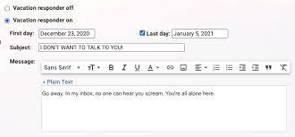 13 out of office message exles to