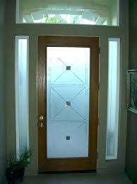 french door glass replacement inserts exterior door with decorative glass inserts entry door installing a fire