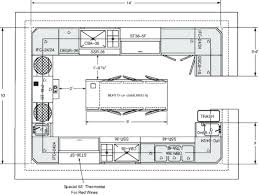 restaurant kitchen layout. Restaurant Kitchen Layout Dimensions Mesmerizing Within X Kitchenette O