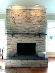 natural stone fireplace hearth natural stacked stone veneer example how to clean natural stone fireplace hearth