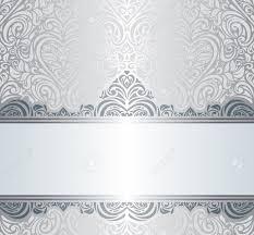 Free Invitation Background Designs Silver Luxury Vintage Invitation Background Design Royalty Free