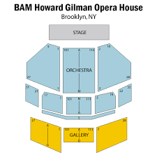 Bam Gilman Opera House Seating Chart Tickets King Lear Brooklyn Ny At Ticketmaster