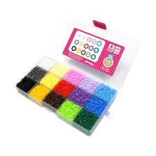 compare prices on soft toy box online shopping buy low price soft artkal mini fuse beads 15 color box set a 2 6mm soft plastic eva pixel