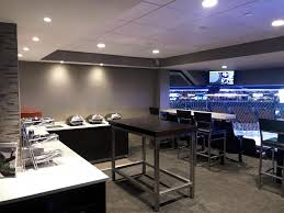 600 level suite interior
