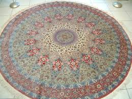 round area rugs contemporary rug 5 feet large foot home throughout 1