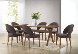 Mid Century Wall Decor Dining Room Attractive Mid Century Dining Table For Modern Dining