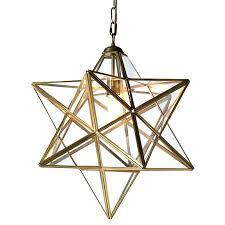 star pendant light gold glass star pendant light ceiling lamps star pendant light uk