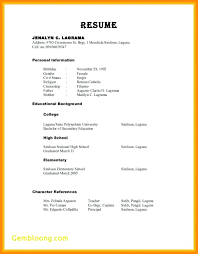 Reference Samples For Resume Sample Professional References Template Efestudios Co
