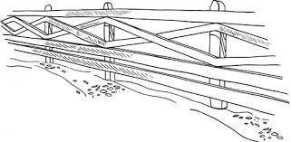 farm fence drawing. Line Drawing, Fence On Property Farm Drawing N