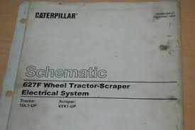 caterpillar 627f pan scraper electrical schematic wiring diagram image is loading caterpillar 627f pan scraper electrical schematic wiring diagram