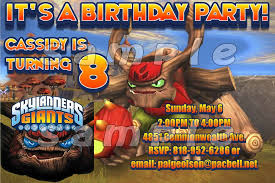 Small Picture SKYLANDERS GIANTS Birthday Party Ideas Photo 1 of 15 Catch My
