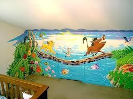 lion king wall art baby nursery baby lion king nursery decor room wallpaper mural wall art