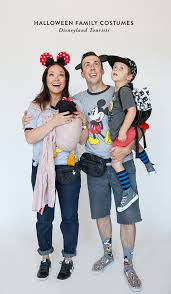 Disney Costume Ideas Easy Halloween Costume Ideas For Families Disneyland Tourists Or