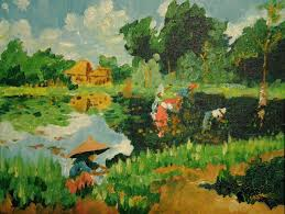 independence day with fernando amorsolo