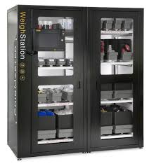 Cribmaster Vending Machine Extraordinary WeighStation Weight Sensing Inventory Management Solution CribMaster