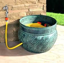 hose storage expanding bag garden ideas diy ceramic pot