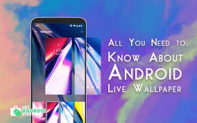 set live wallpaper on android