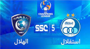 تردد قناة SSC 5 HD الرياضية المجانية الناقلة مباراة الهلال والاستقلال اليوم  » وكالة الوطن الإخبارية