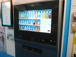 Vending Machine Revenue Cool Revenue Is Tripled The Ability Of Next Generation Vending Machine