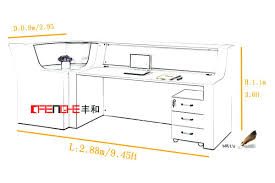 home design hotel reception desk dimensions scandinavian large elegant for housereception in cm counter