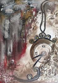 Resultado de imagem para temporalidade, pintura
