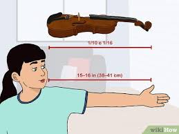 How To Choose A Violin Size For A Child 13 Steps With