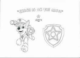 98 Paw Patrol Coloring Pages Spy Chase Simple Paw Patrol Sea