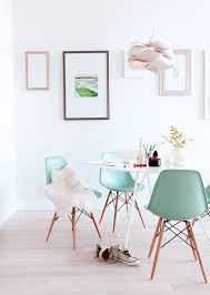 Mint Scandinavian iconic chairs