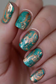 25+ gorgeous Foil nail art ideas on Pinterest | Foil nails, Foil ...