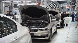 BMW 5 Series Production BMW Plants in China 2017 - YouTube
