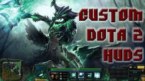 dota 2 11 free custom hud skins youtube