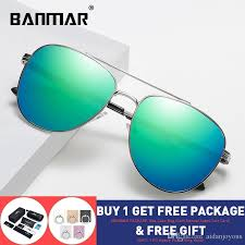 <b>BANMAR</b> Brand <b>Design</b> Retro Polarized Sunglasses <b>Men</b> Driving ...