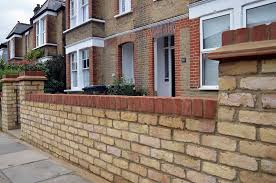Small Picture london brick work pillars for front garden wall Google Search