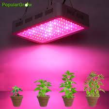 Best Led Light For Plant Growth Us 76 98 20 Off Best Full Spectrum 300w Led Grow Light For Hydroponics Greenhouse Grow Tent Box Led Lamp Suitable For All Stages Of Plant Growth In