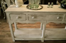 distressed entry table. distressed buffet table ideas entry e
