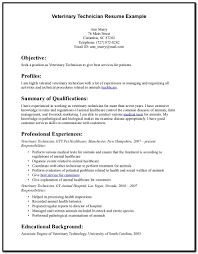 Veterinary Resume Samples Sample Cover Letter For Resume Veterinary Assistant Cover Letter 21