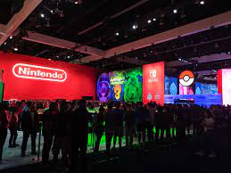 Rather than theme it around one release (as it did for super mario odyssey in 2018), nintendo decided to create three. Take A Look At Nintendo S E3 2019 Booth Ign