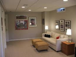 Small Basement Finishing Ideas Remodeling Finished Awesome 40 Simple Small Basement Finishing Ideas Collection