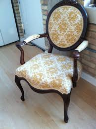 Reupholstering Antique Chair Part 1 Theres No Place Like Home How To Reupholster  Antique Chair