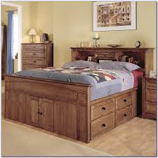 captain beds queen size sg spencer queen captain storage bed