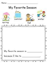 Weather Worksheets Preschool And Seasons Pdf Worksheet