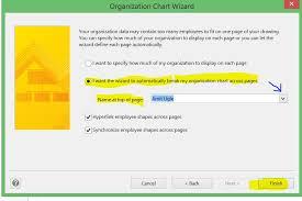 Visio Org Chart Tutorial Using Visio 2013 Exchange Server